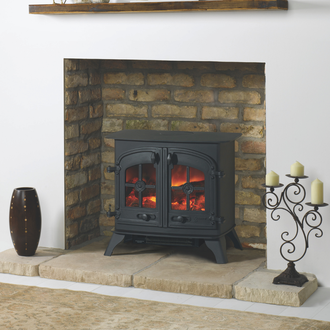Electric Fires from HG Matthews Fireplaces